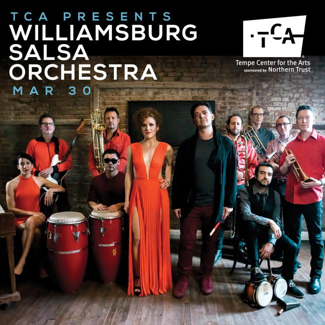 Williamsburg Salsa Orchestra en Concierto